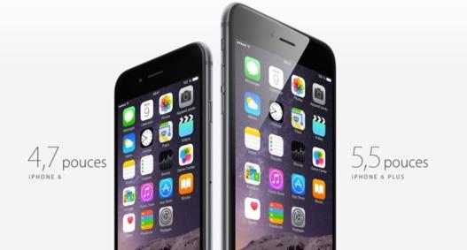 Nouvel iPhone 6 et iPhone 6 Plus - Lequel choisir ? (vidéo)