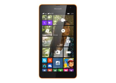 Microsoft annonce le premier smartphone post-Nokia: le Lumia 535