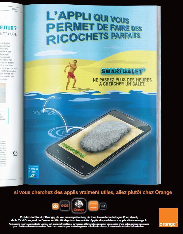 Orange vous propose son générateur d'applications révolutionnaire