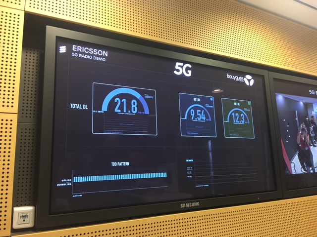 Bouygues Telecom teste la 5G