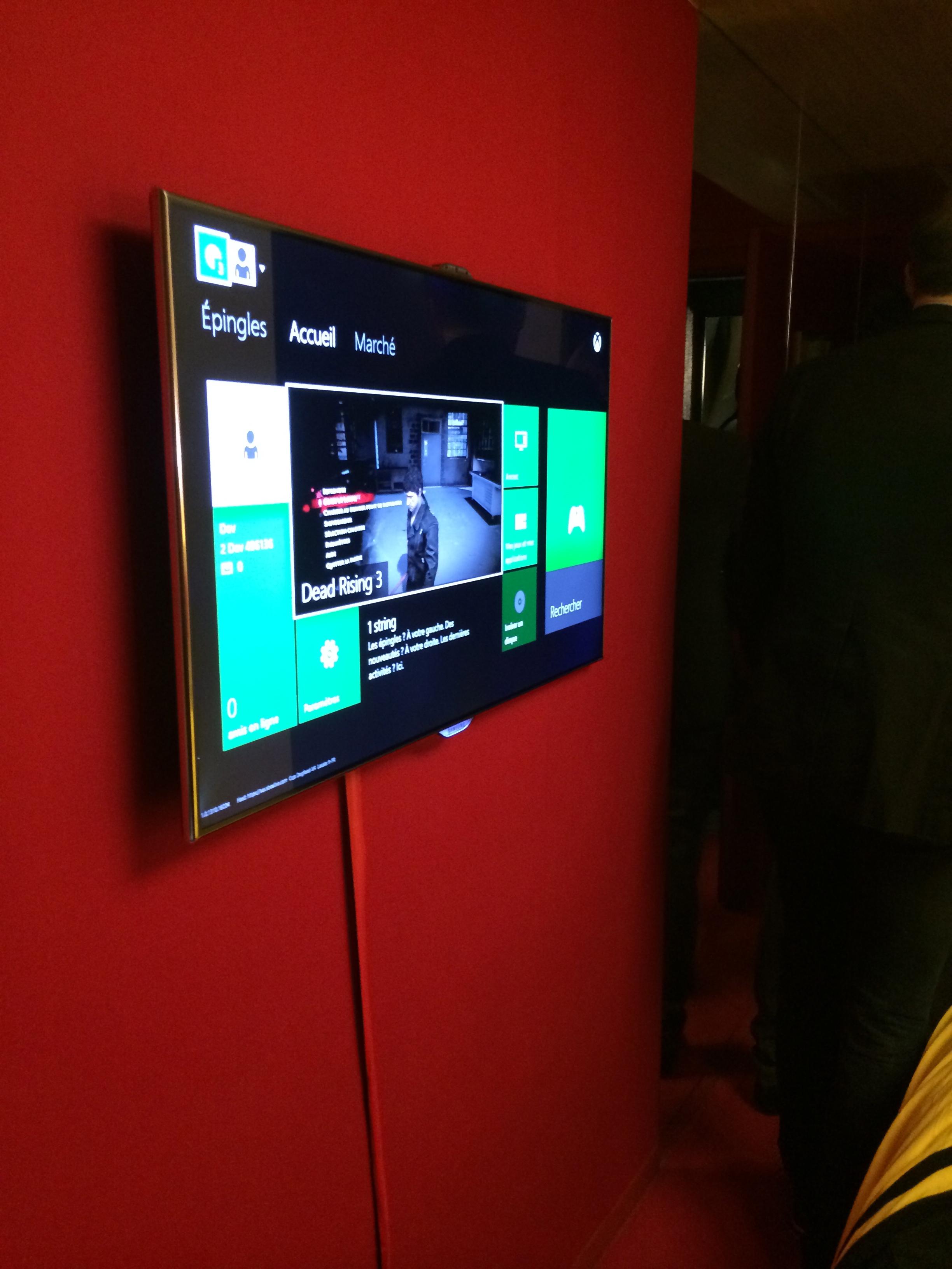 La TV d'Orange est disponible sur la Xbox One (vidéo)