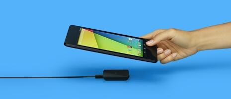 Chargeur sans fil pour Nexus disponible sur le Play Store