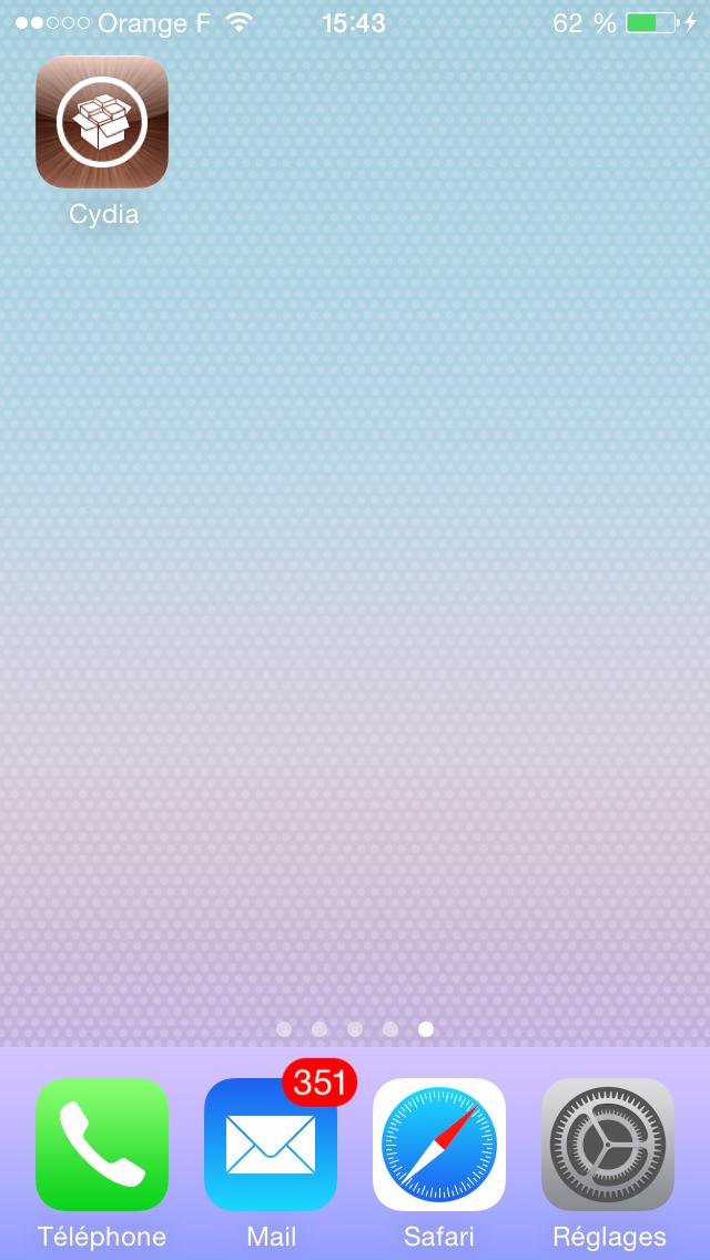 Evasi0n - Le Jailbreak de l'iOS 7 est disponible!