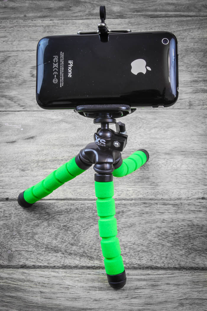 Mini Tripod Deluxe ( XSories)