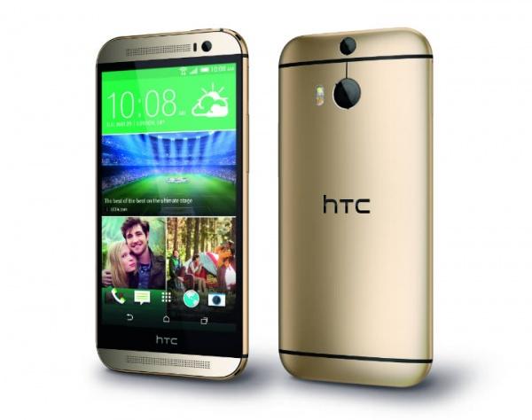 Le HTC One M8 Or débarque chez Bouygues Telecom