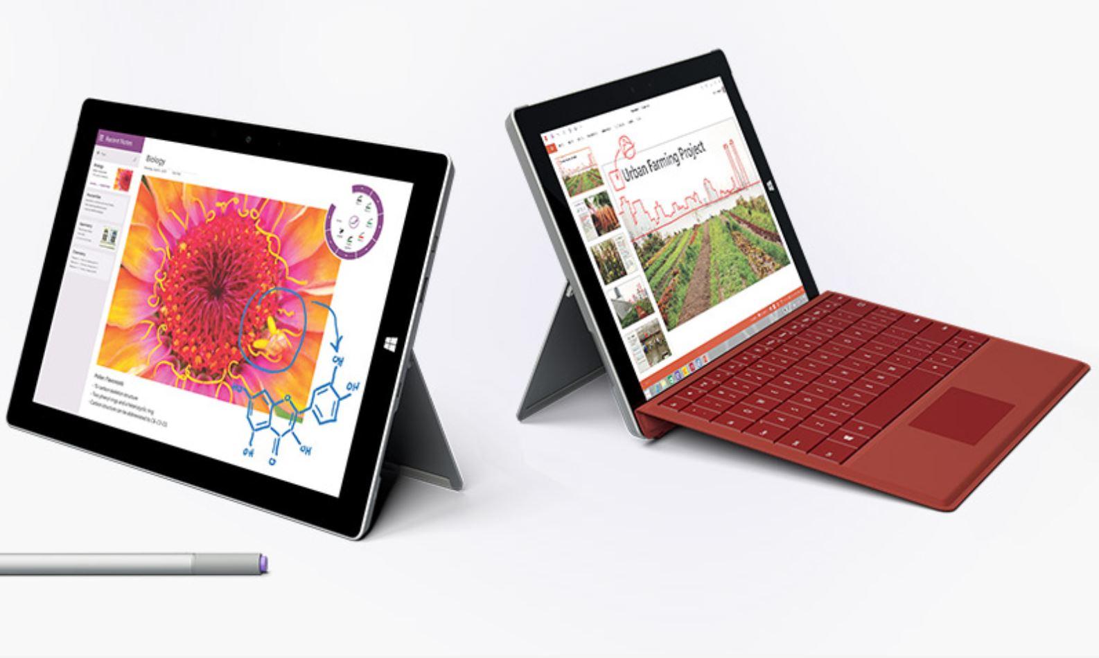 Test Microsoft Surface 3 4G 128Go - Un excellent compagnon en mobilité avec Orange Business