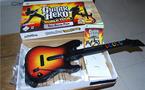 Place à la musique avec Guitar Hero