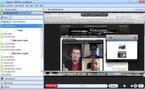 Skype 4.1 propose le partage d'écran sous Windows