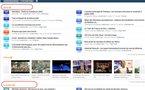 Wikio - Les blogs mieux considérés en Home Page
