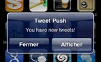 Tweet Push -  Du vrai Push notification pour Twitter