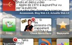 iWebwag - Application officielle pour Webwag sur iPhone
