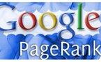 Google Dance !!! et la valeur du PR des comptes Twitter