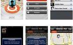Friendspin - Localisez vos amis Facebook en temps réel avec l'iPhone