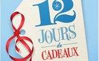 12 jours de cadeaux iTunes