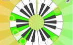 Magic Piano pour iPad - J'adore