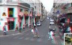 Google Street View en 3D - Lunettes obligatoires