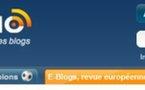Wikio lance E-Blogs - La revue européenne des blogs