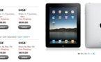 L'iPad 3G est disponible sur l'Apple Store US