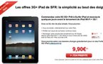 SFR propose un Kit 3G+ Prêt à surfer iPad 3G pour 9,90 €