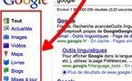Nouveau Google - N'y aurait il pas quelques doublons sur la page ?