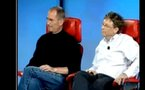 Bill Gates a parlé de l'iPad à Steve Jobs en 2007 ( video )
