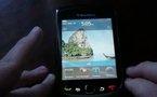 Blackberry Bold 9800 Slider - Démonstration vidéo