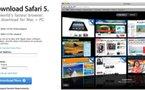 Safari 5 est disponible