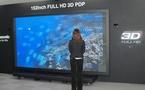 Le plus grand écran plasma 3D au monde