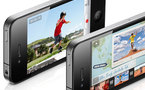 iMovie : Disponible uniquement sur iPhone 4