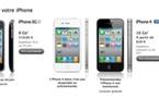 L'iPhone 4 est disponible en pré-commande + tarifs nus et SFR