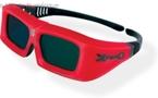 XpanD X103 : Des lunettes 3D universelles