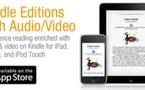 Amazon Kindle Editions - Du multimédia dans nos e-book