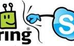"""Fring VS Skype - Le jeu du """" c'est pas moi c'est toi """""""