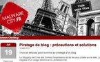 Piratage de blog - Les précautions à prendre et les solutions à envisager