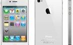 iPhone 4 blanc - Un jour peut être ...