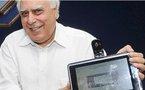 27 € la tablette tactile en Inde ... Qui dit mieux ?