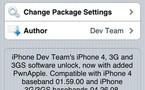 Le désimlockage pour iPhone est disponible