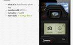 L'application Camera+ supprimée par Apple