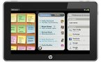 La tablette HP sous webOS confirmée pour début 2011