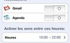 Gmail et Google Calendar en Push sur l'application iPhone ... enfin