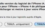 Télecharger iPhone iOS 4.1 ( firmware 4.1 )