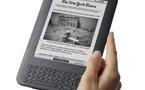 Kindle 3 VS iPad - La pub qui contre Apple