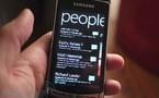 Windows Phone 7 - Un aperçu du clavier virtuel