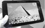 La tablette Blackpad de Blackberry présentée au DevCon 2010