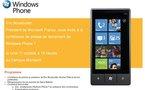 Windows Phone 7 - Lancement le 11 octobre 2010