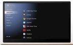 Google TV - Les premières applications
