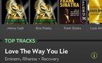 Spotify maintenant sur le Palm Pre et Palm Pixi