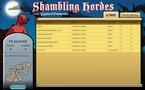 Halloween Games - Les Zombies par Yahoo ( jeu en ligne )