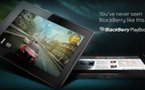 Blackberry Playbook - Pas 2 mais 3 tablettes et leurs prix