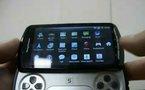 PSP Phone - 2 vidéos de présentations